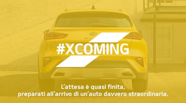Nuova Kia XCeed
